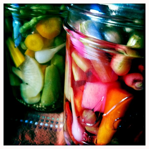 Kitchen Sink Pickles