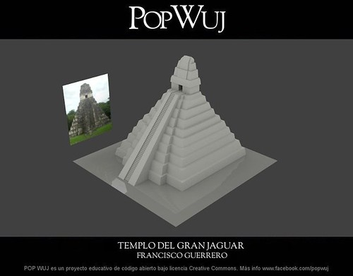 Templo del Gran Jaguar by fguerrerou