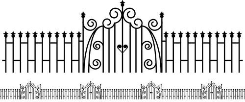 gate print