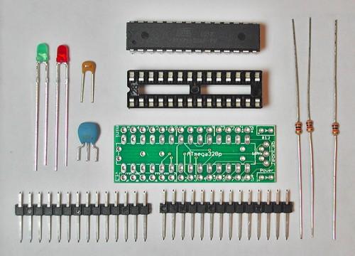JeonLab mini v1.3 kit parts