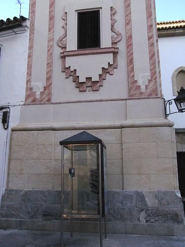 Impacto visual cabina telefonos Plaza Compañia.