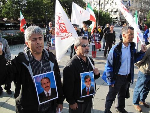 Oslo // Camp Ashraf solidarity hunger strikers by Aftabkaran Azadi