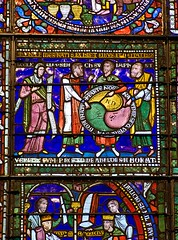 Ecclesia and the Three Sons of Noah - medieval...