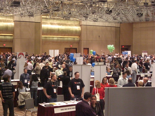 Crowds at Affiliate Summit West 2009