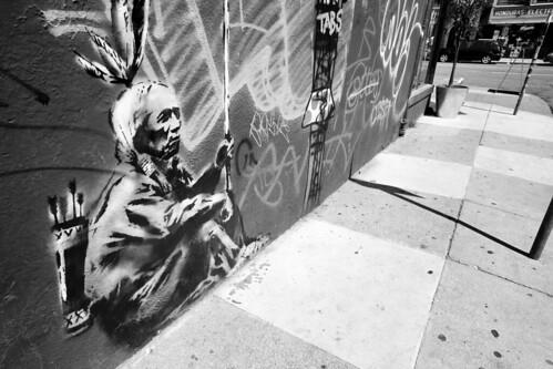 Banksy x SF x JMP!
