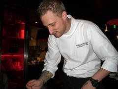 Chef Voltaggio at Bazaar, MyLastBite.com