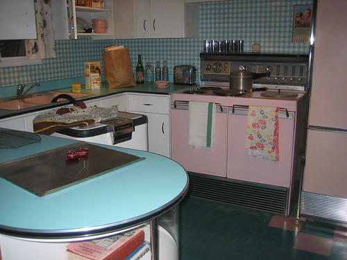 Vintage Kitchen Display  by reclark.