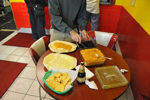 Burrito Scavenger Hunt