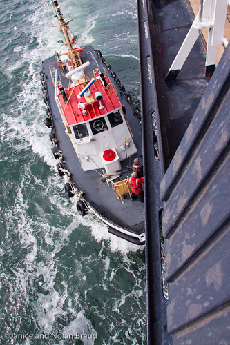 Pilot Boat at Halifax Harbor JN050068