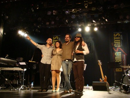 Alejandro Alejandro Martínez / Lucía Caramés / Mario Raya / Chiloé