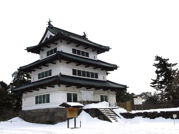 弘前城 2