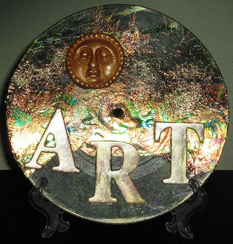 "Altered 7"" Vinyl Record"