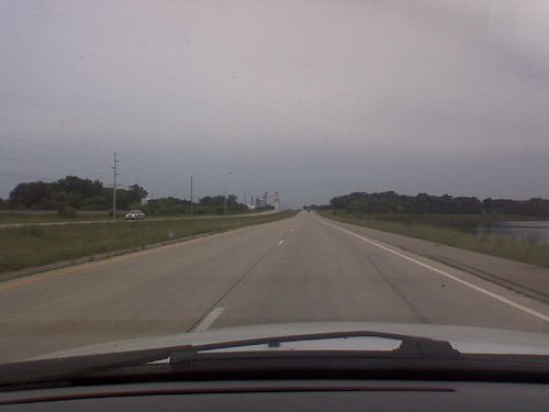 Driving towards South Dakota