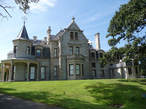 Another View of the Mansion