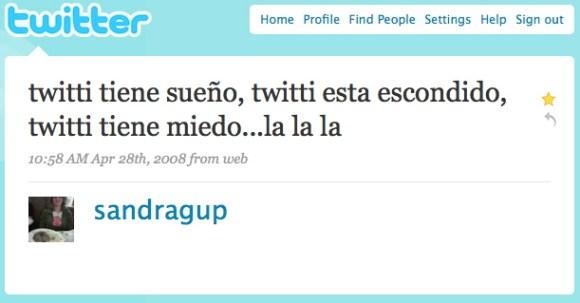 sandragup - twitter