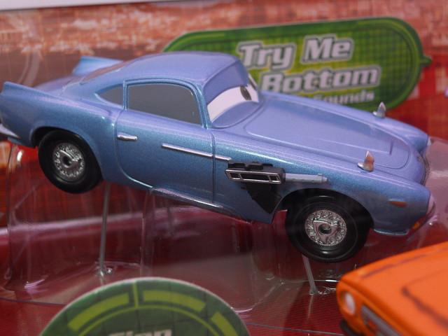 disney store cars 2 secret agent ops boxset (3)