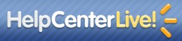 Logo do Help Center Live