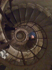 Stairs of Arc de Triomphe
