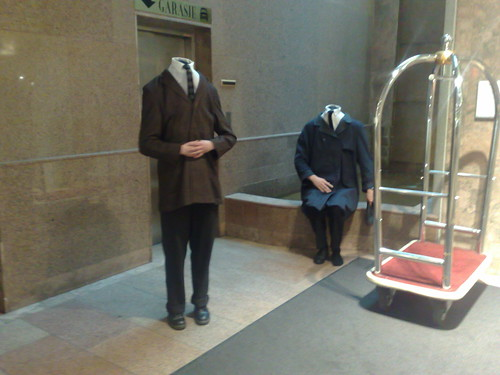 The end is near: Headless burocrats!