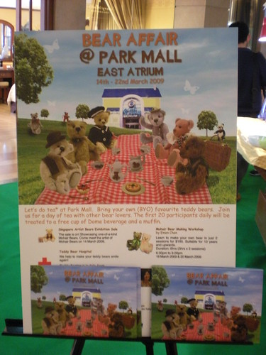 Bear Affair @ Park Mall (1)