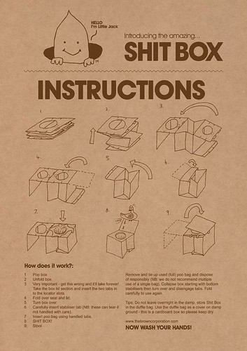 Shit Box Instructions