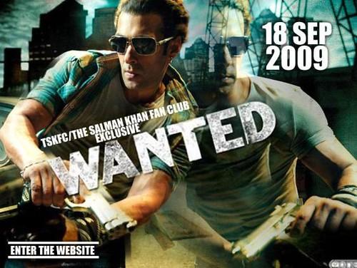 Salman Khan dalam Bollywood Movie Terbaru WANTED yang InsyaAllah bakal rilis 18 September 2009