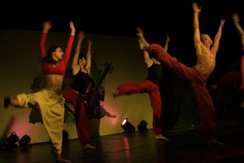 Dancers, Mumbai Festival