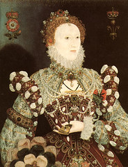 Elizabeth I, the Pelican Portrait