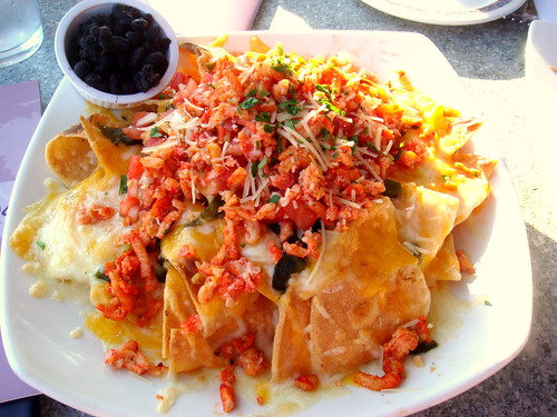 Lobster Nachos by Mike Saechang