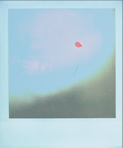 vintage poloroid balloon copy