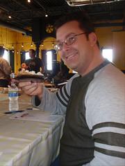 Roland - Slow Food Board Member, Eater Extraordinaire and Pierogi King of Columbus