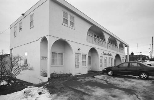 Casa de Carlos Apts., 8th Ave., Fairview neighborhood.