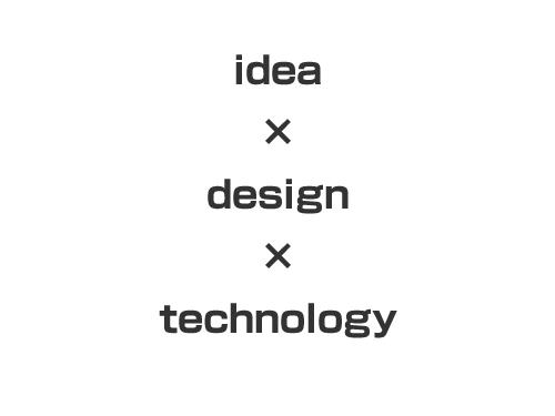 アイデアデザインテクノロジー by you.