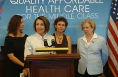 Speaker Pelosi on Health Care Reform and Medic...