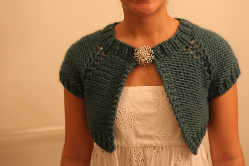 Anthro-inspired Capelet