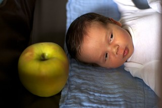 jacob and the giant apple, 1