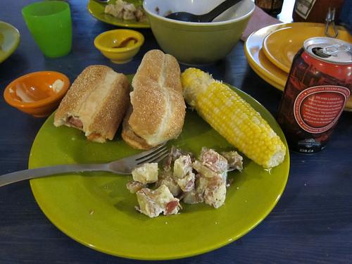 Perfect Summer Supper
