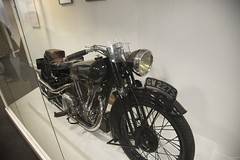 T.E. Lawrence's Motorbike