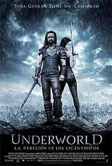 Underworld la rebelión de los licántropos