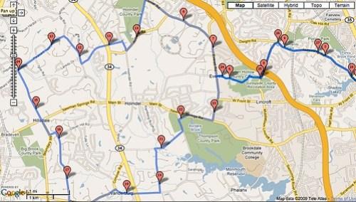 30 mile loop