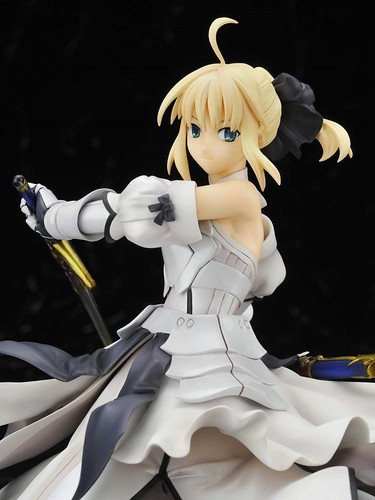 Saber Lily Figma