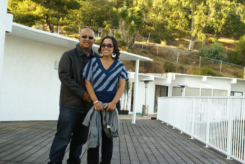 with hubby