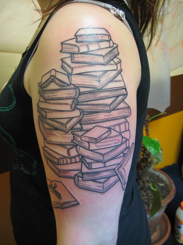 Stacks Of Books by Shannon Archuleta, on Flickr