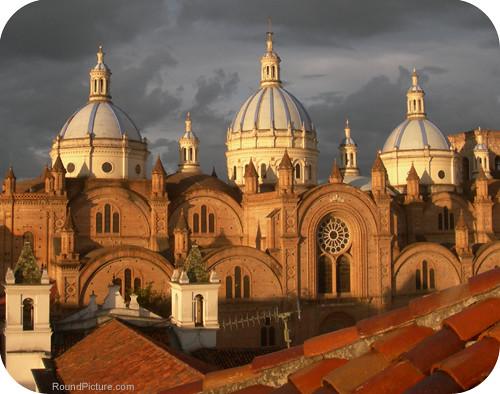 Ecuador - Cuenca - Catedral Metropolitana de la Inmaculada Concepción