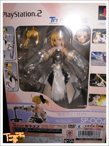 Figma Saber Lily