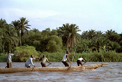 Congo Boatmen