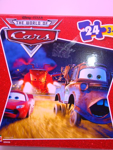 Disney CARS Puzzles (2)