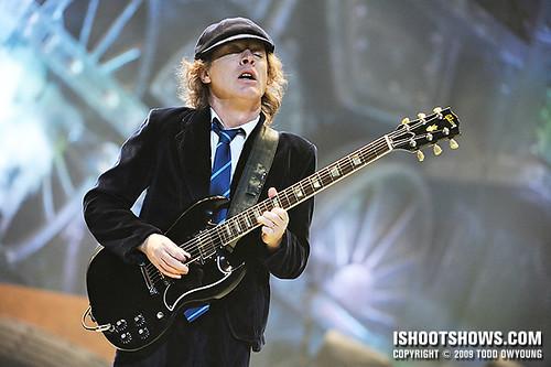 AC/DC @ the Scottrade Center -- 2009.01.13