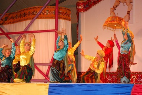 Mindanao Muslim Dance