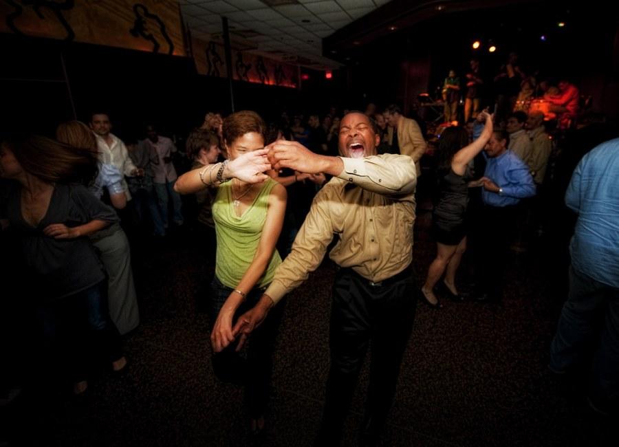 Salsa Dancing in Houston